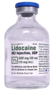 lidocaine-hci
